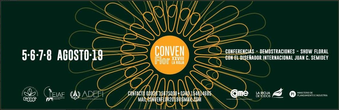 XXVIII CONVENFLOR 2019