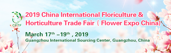 FLOWER EXPO CHINA 2019